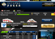 Extreme Poker Facebook Game